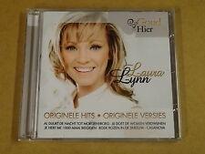 CD GOUD VAN HIER / LAURA LYNN - ORIGINELE HITS