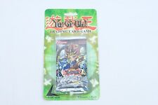 Yugioh METAL RAIDERS Blister Booster Pack English Brand New Sealed Rare