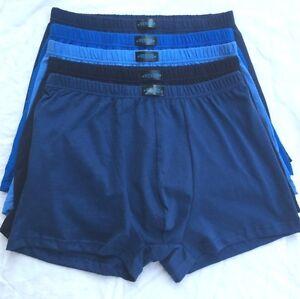 Classic Mens Boxers Cotton Underwear Shorts Stretch Underpants Boxers XL-9XL