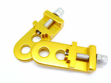 "New BMX Chain Tensioner 3/8"" (Gold)"