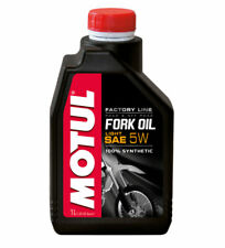 Motul Gabelöl Fork Oil Factory Line Light SAE 5W synthetisch 1L