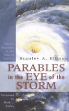 Parables in the Eye of the Storm: Christ's Response in the Face of Conflict