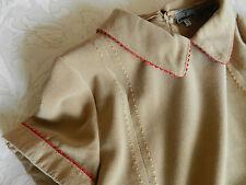 Vestido  aterciopelado TIZZAS del Corte Inglés. talla 12
