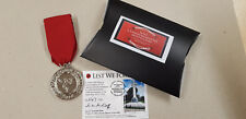 Limited Edition WW1 Commemorative Isle of Man Medallion in Pouch (SB19)