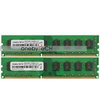 16GB (2X8GB) PC3-10600 DDR3-1333 240PIN Memory Fr AMD CPU AM3 AM3+ Socket PC RAM