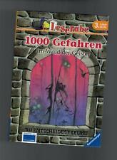 Leserabe - 1000 Gefahren Im Wald der Geister