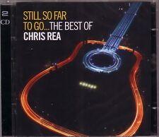2 CD (NEU!) . Best of CHRIS REA (Road to hell Julia Auberge Let's dance mkmbh