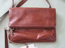 Hobo Bags Glade Cafe BRN Soft Leather 1 Strap Shoulder/Cossbody Bag SO Nice NWT