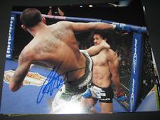 ANTHONY SHOWTIME PETTIS SIGNED/AUTOGRAPHED 11X14 PHOTO SHOWTIME UFC