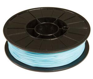 3D Printer Filament Spool Reel Blue PLA