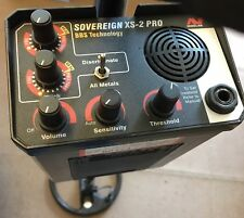 Minelab Sovereign XS2A-PRO Metal Detector