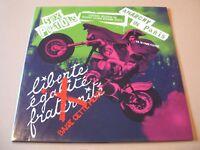 THE SEX PISTOLS ANARCHY LIVE PARIS -  SILVER VINYL LP LTD EDITION RARE PUNK