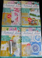 2weekend BARGAIN - Tattered Lace Magazine Issue 36 With Baby Fawn Die