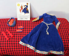 1964 VTG. BARBIE Little Theatre Costume~GUINEVERE~873~COMPLETE+A+MINT~8 Pc JAPAN