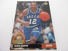 Carte NBA UPPER DECK 1992-93 ALL-DIVISION TEAM FR #49 Derek Harper