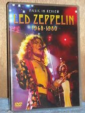 Led Zeppelin - Music In Review (DVD, 2006)