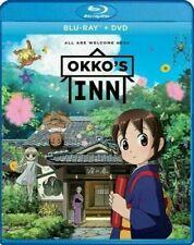 Okko's Inn Blu-Ray + DVD NEW with slipcover