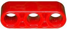 Manca LEGO Brick 32523 Red Technic Beam 3 FORI