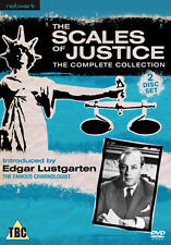 DVD:SCALES OF JUSTICE - THE COMPLETE SERIES - NEW Region 2 UK