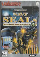Pc Game - Elite Forces - Navy Seals - Weapons of Mass Destruction