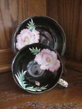 Shafford Hand Decorated China Teacup and Saucer / Japan