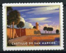More details for usa 2021 mnh tourism stamps castillo de san marcos monuments landscapes 1v s/a