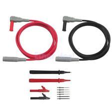 Messleitung Kit für Multimeter Messspitzen Kabel 12 Stücke Zubehör Set