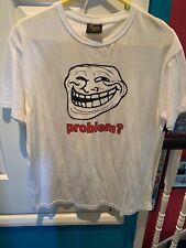 Troll Face T-Shirt size Medium