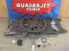 Quadrajet Premium Rebuild Kit. Chevrolet 69-72, Chevy GMC 68-72, Pontiac 70