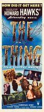 Thing The Movie Poster Insert 14inx36in 36cmx92cm Replica