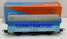 Pocher 312 HO Scale Thermotransport Reefer EX/Box