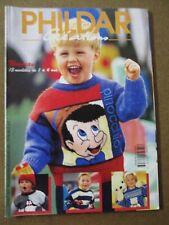 Magazine tricot Phildar créations 15 modèles de 1 à 4 ans  N°270 /ZA33