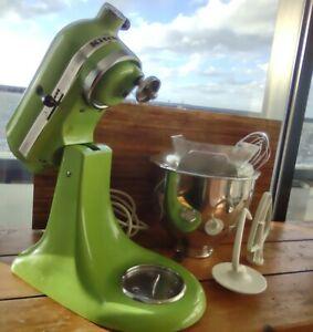 KitchenAid KSM160 300W Artisan Stand Mixer - White