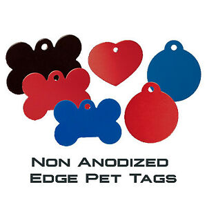 CUSTOM ENGRAVED PERSONALIZED PET TAG ID DOG CAT NAME TAGS IDENTIFICATION