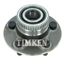 Wheel Bearing and Hub Assembly-FWD Rear Timken 512167