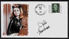 Catwoman Batman Featured on Ltd Edition Collector's Envelope Repro Autograph 985