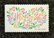 2015USA  #5001 71c  Yes I Do - Wedding Flowers - Mint NH postage stamp two ounce