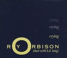 Roy Orbison Crying (1992, & K.D. Lang) [Maxi-CD]
