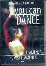YOU CAN DANCE: FLAMENCO, RUMBA - DVD NUOVO