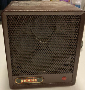 Pelonis Honeycomb Ceramic Disc Heater PF-1212 B6A1 Portable Furnace Space Heater