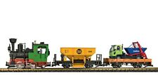 LGB 70403 Startset Güterzug 230 Volt Spur G NEU