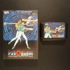 PSYOBLADE Sega Mega Drive NTSC JAPAN・❀・ADVENTURE RPG no manual PSY O サイオブレード