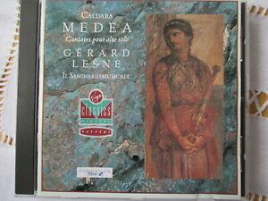 Medea - Cantates pour alto solo - Gerard Lesne - Il Seminario musicale - CD
