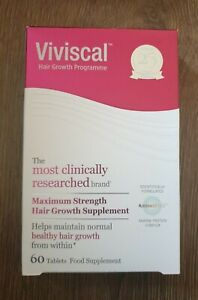 Viviscal Max Strength Hair Growth Programme - 60 Tablets - New Exp 07/2023