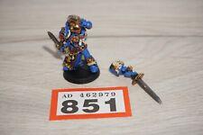 Warhammer 40k Space Marine Marneus Calgar Honour Guard Champion - Metal LOT 851