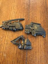 Belt Buckles Rare Heavy Equipment