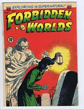 Forbidden Worlds #10 ACG 1952