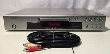 DENON DVD-556, PROGRESSIVE SCAN Home Theater DVD PLAYER -No Remote Tested!!