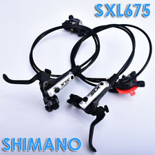 SLX BR-BL-M675 Shimano Hydraulic Disc Brake Front and Rear Bicycle Brake Parts