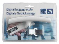 Portátil 50 Kg Colgante Electrónico Digital Maleta De Viaje Equipaje Balanza